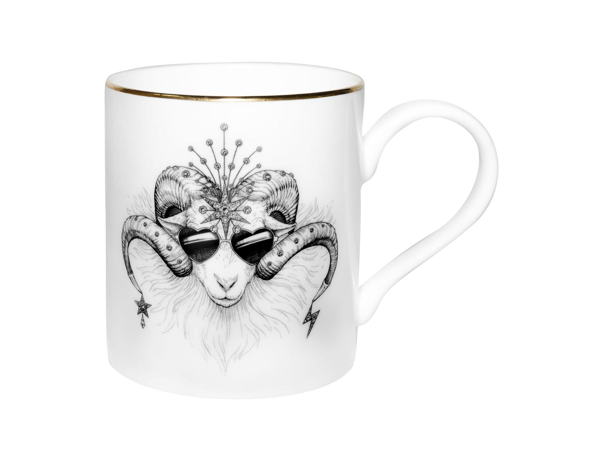 Majestic mug -Aries