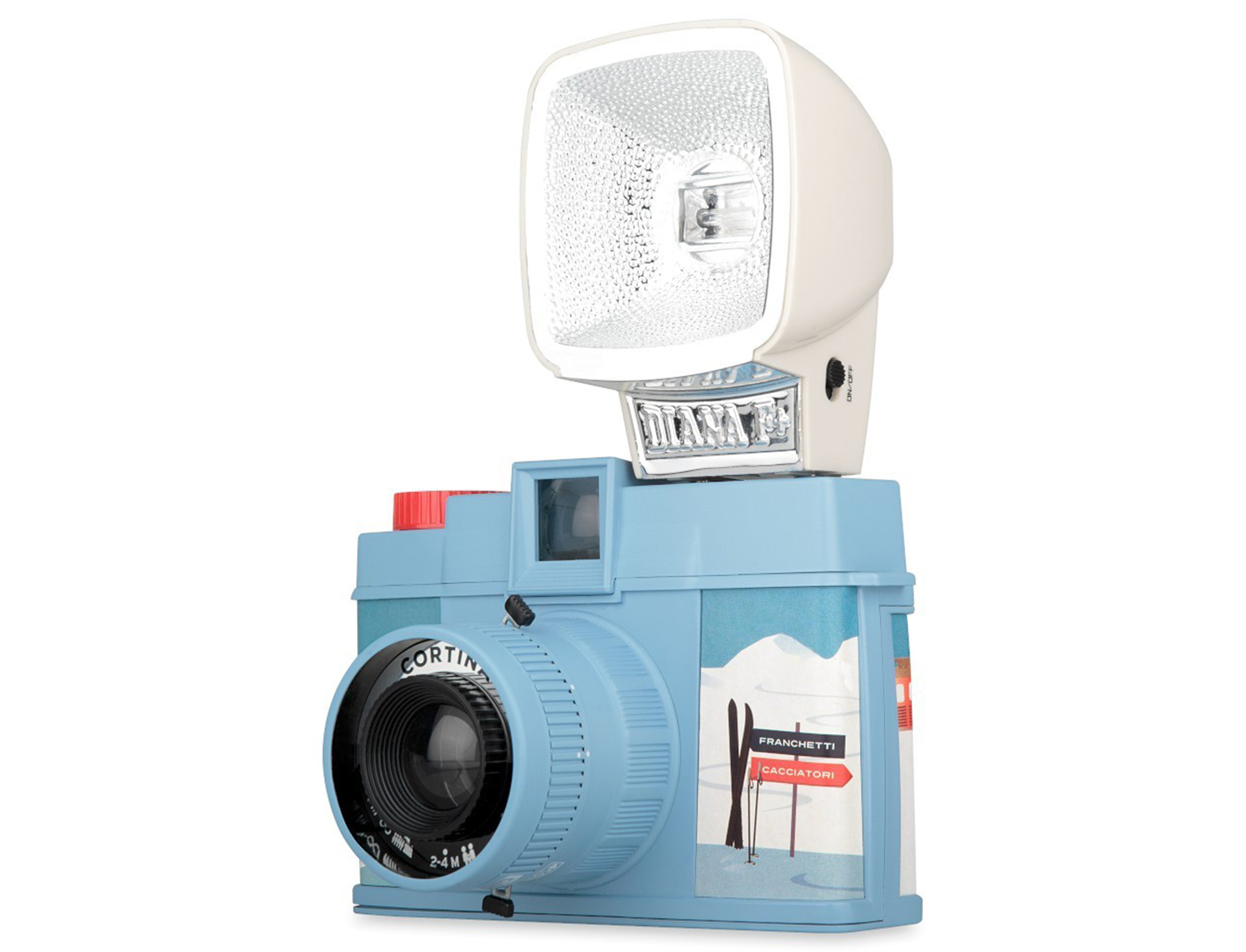 Diana F+ Package - Cortina