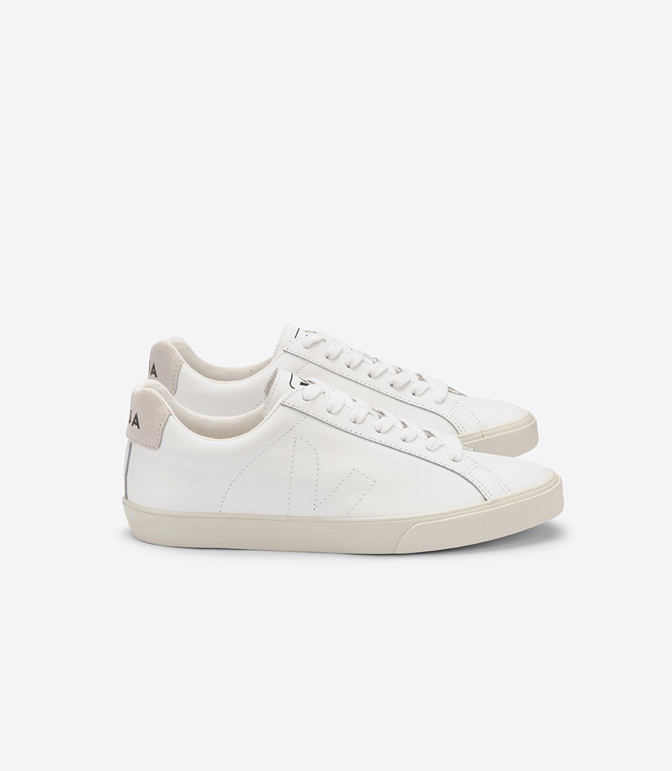 ESPLAR LEATHER EXTRA WHITE NATURAL BUTTER SOLE