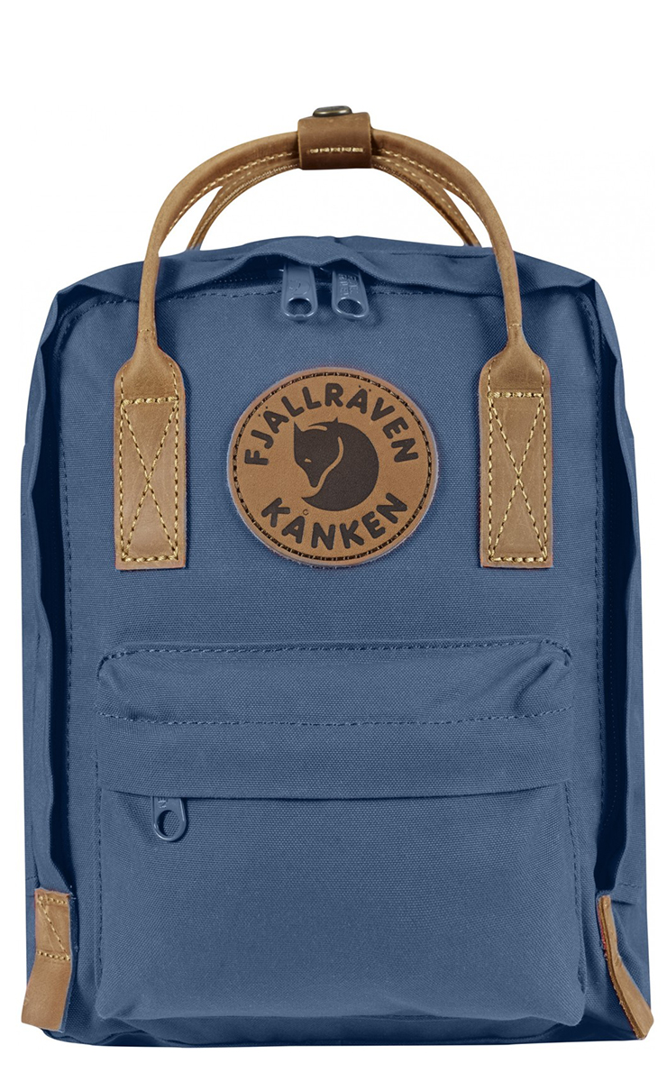 754a3e8a3d7 Fjällräven Kånken No.2 Mini (Blue ridge)