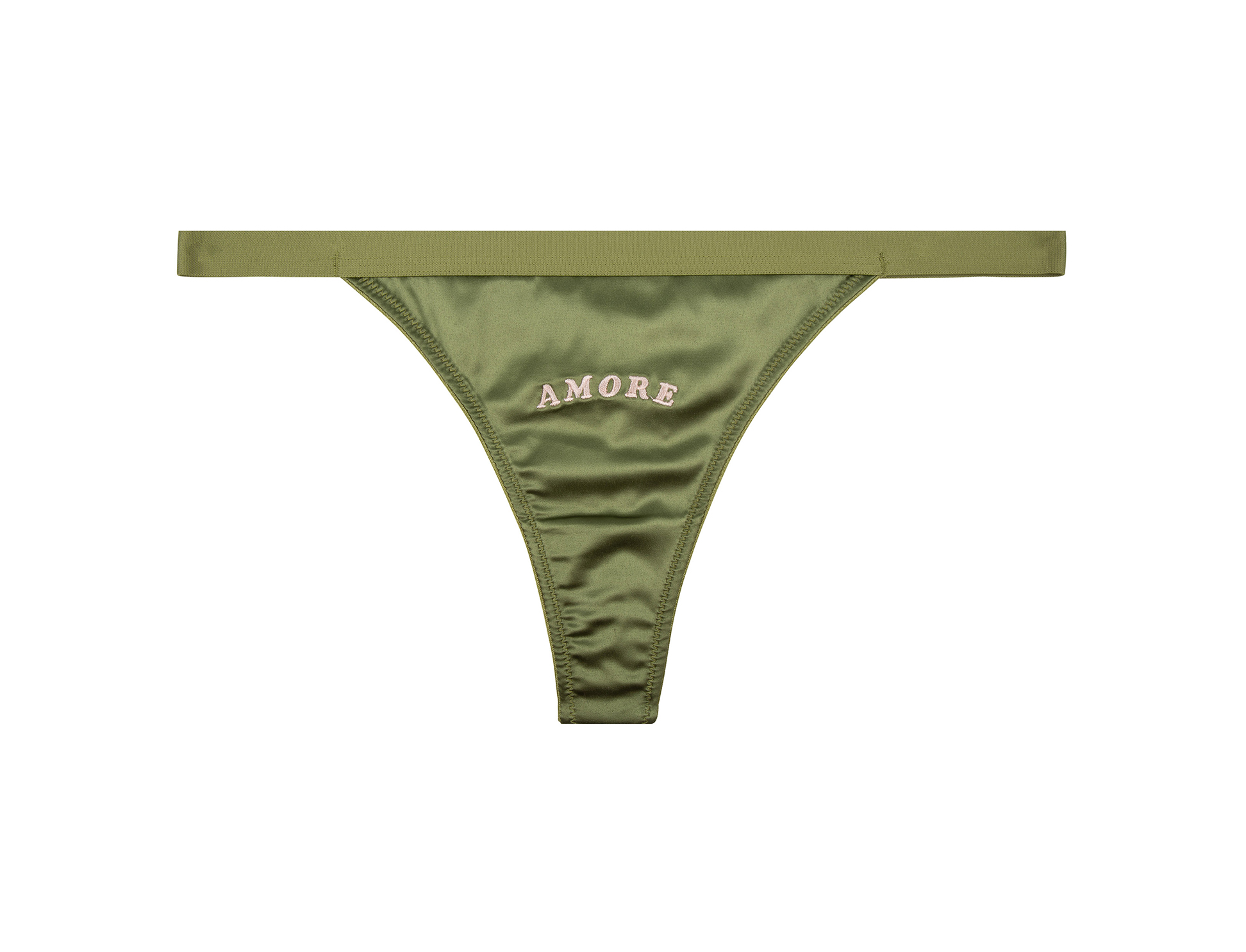 Roomservice Brief String Jungle Woven