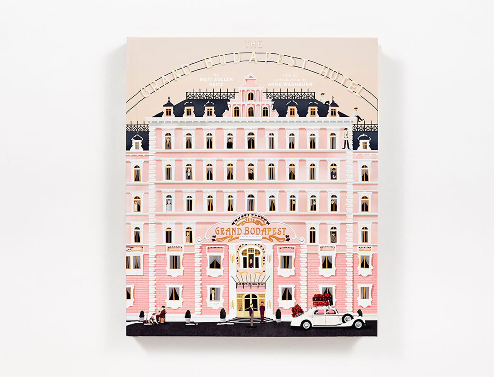 Wes Anderson: Grand Budapest Hotel