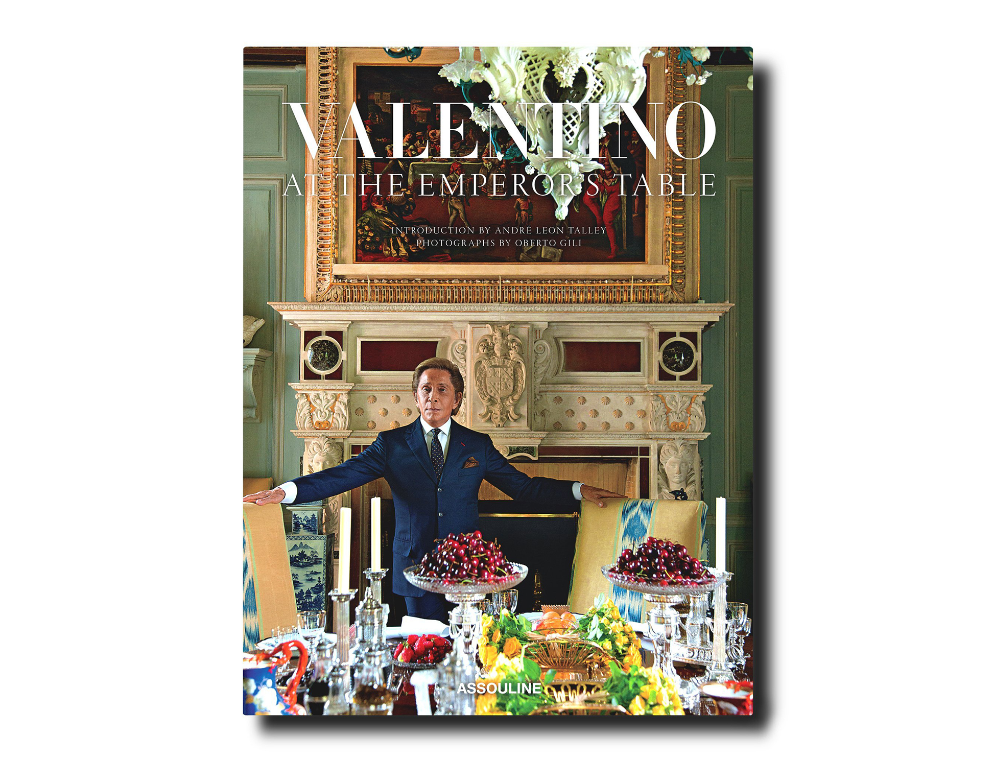Valentino At the Emperors Table