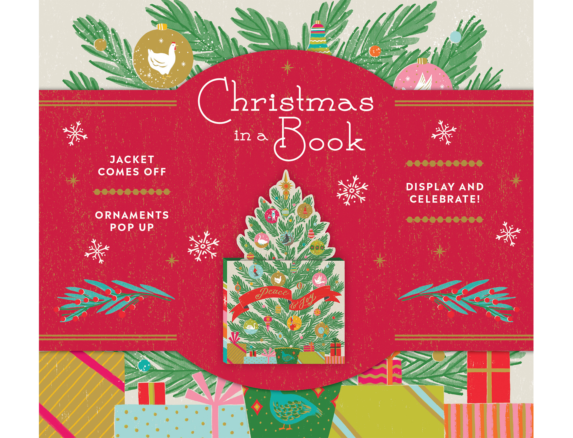 Christmas in a Book