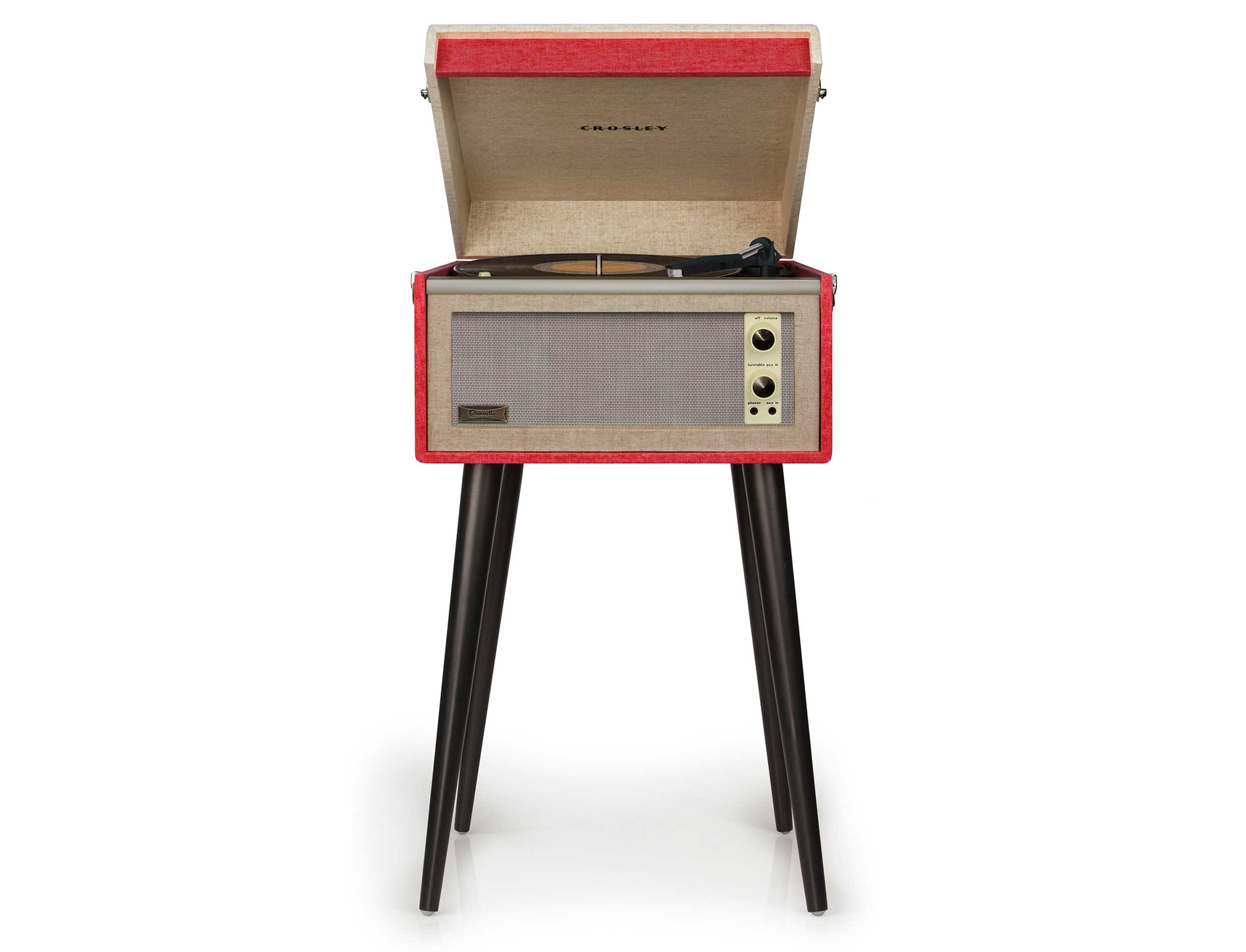 Crosley Bermuda - Red