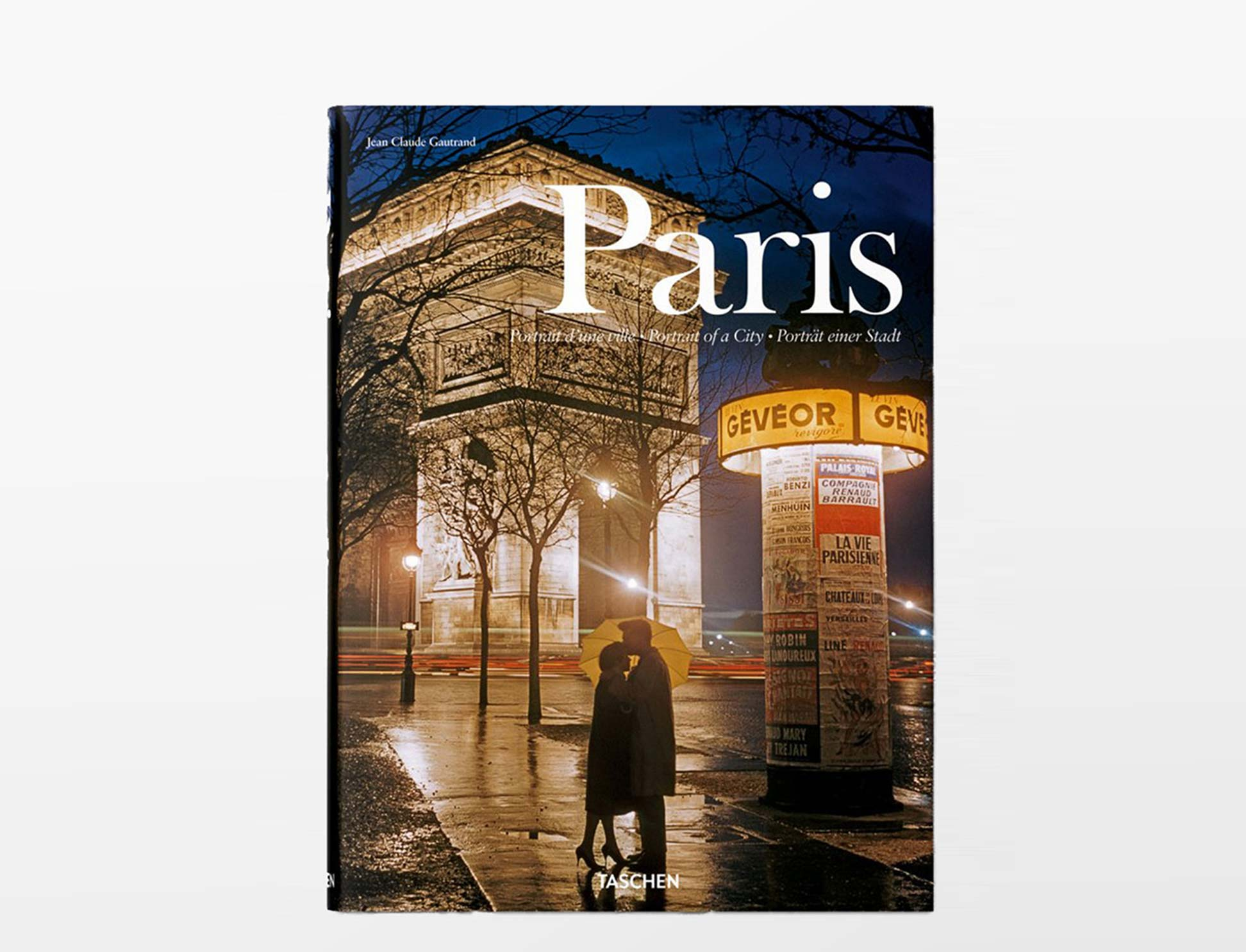 წიგნი Paris, Portrait of a City