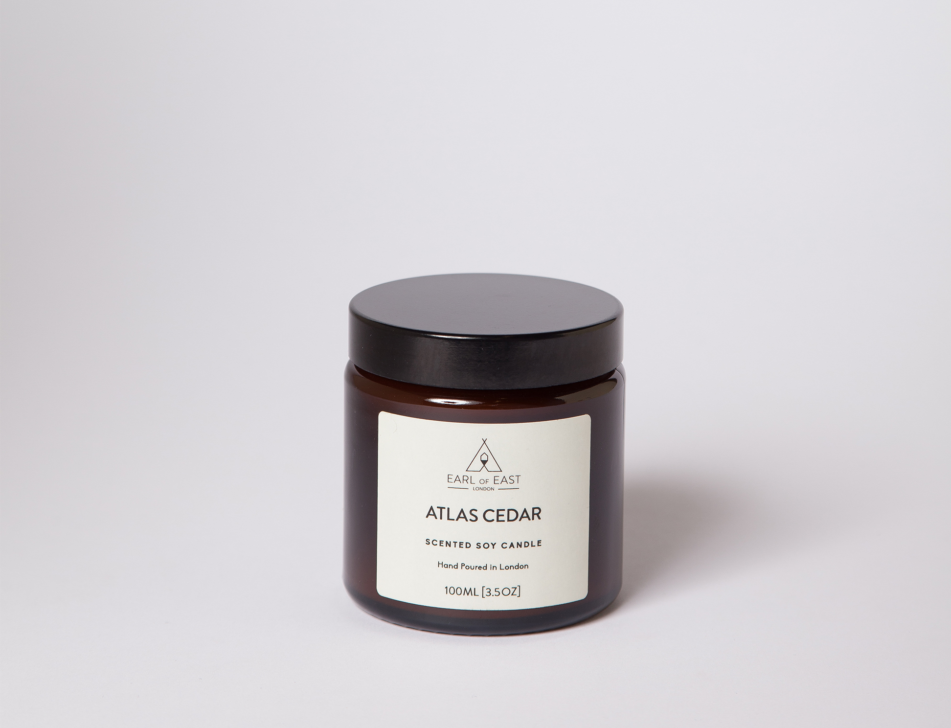 Atlas Cedar Candle, 100ml